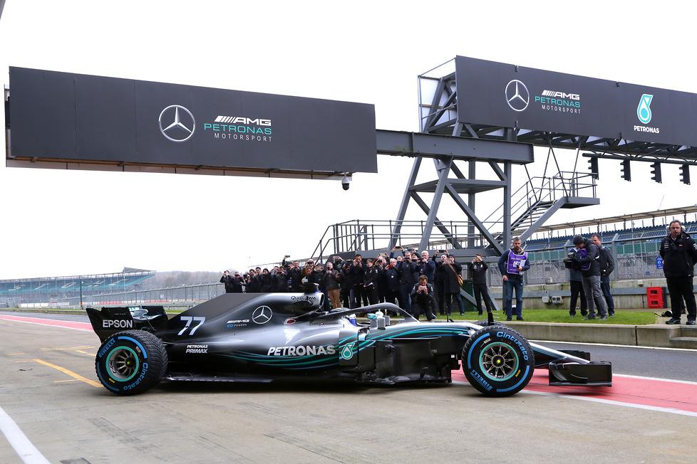 Fot. Mercedes AMG Petronas F1   Daimler Media...