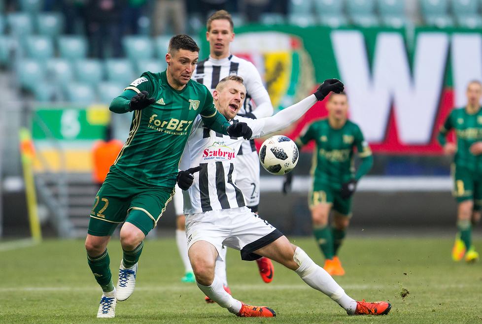 Śląsk Wrocław - Sandecja Nowy Sącz 0:0 (galeria)
