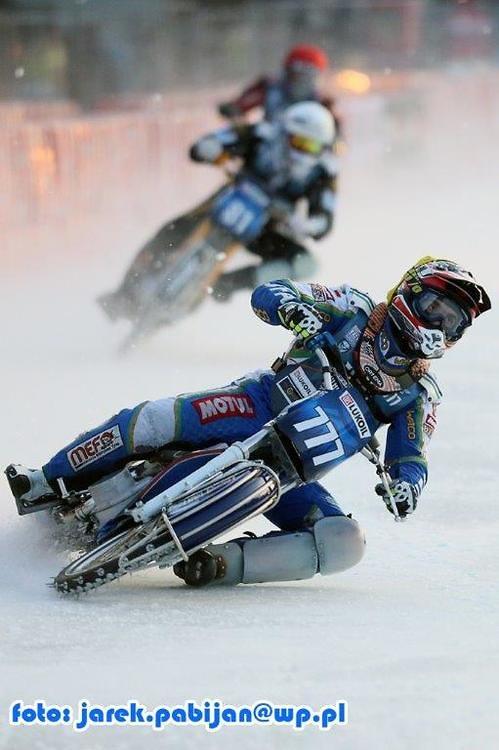 V runda IMŚ w ice speedwayu w Berlinie (galeria)