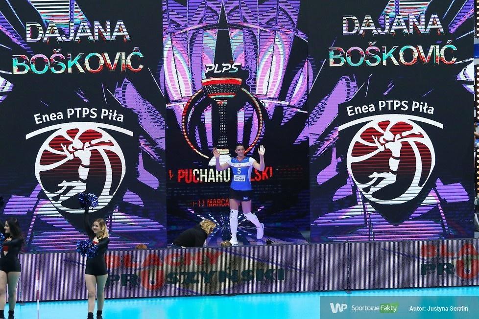 Puchar Polski Kobiet: ŁKS Commercecon Łódź - Enea PTPS Piła 3:1 (galeria)