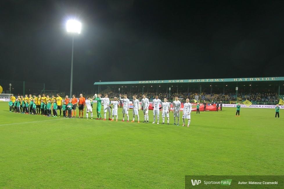 GKS Katowice - Zagłębie Sosnowiec 1:0 (galeria)