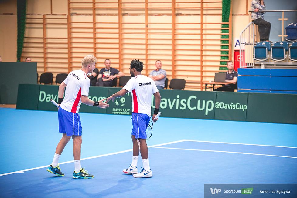 Puchar Davisa: Kubot, Matkowski - Garanganga, Lock (galeria)