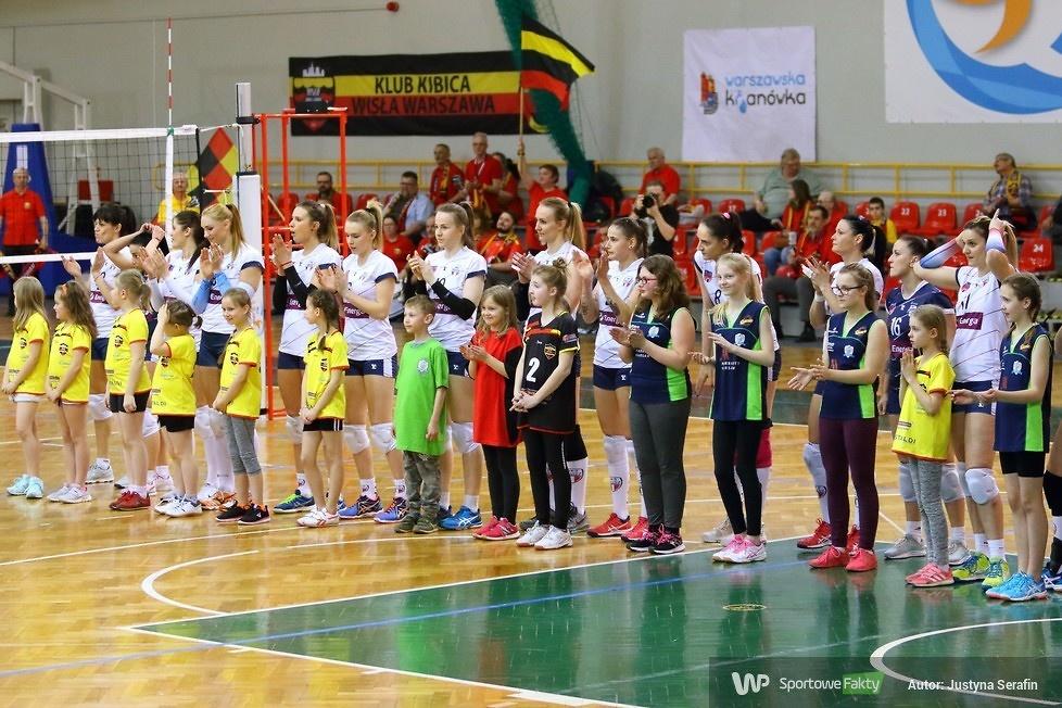I liga kobiet: Wisła Warszawa - Energa MKS Kalisz 3:1 (galeria)