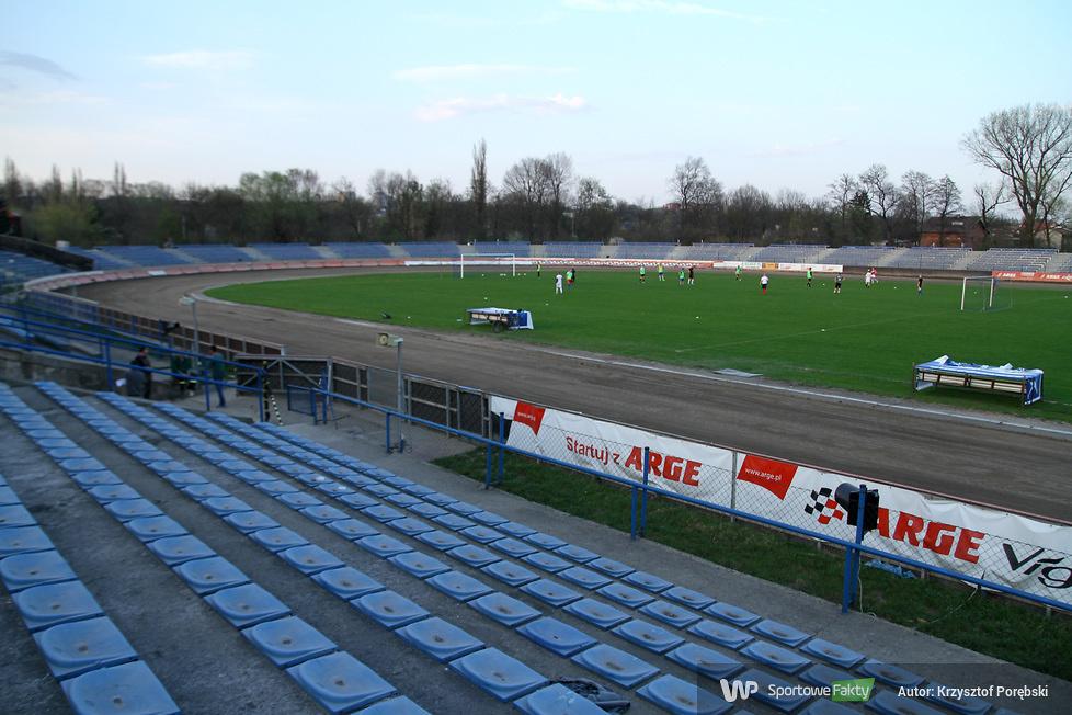 Modernizacja stadionu Wandy Kraków (galeria)