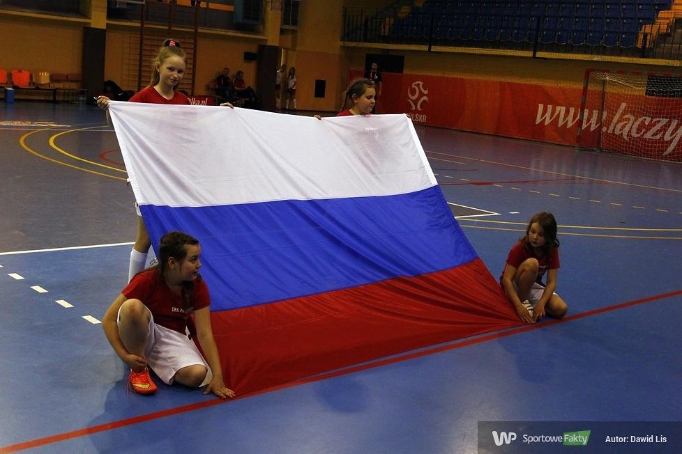 Dwumecz towarzyski Polska - Rosja w futsalu (galeria)