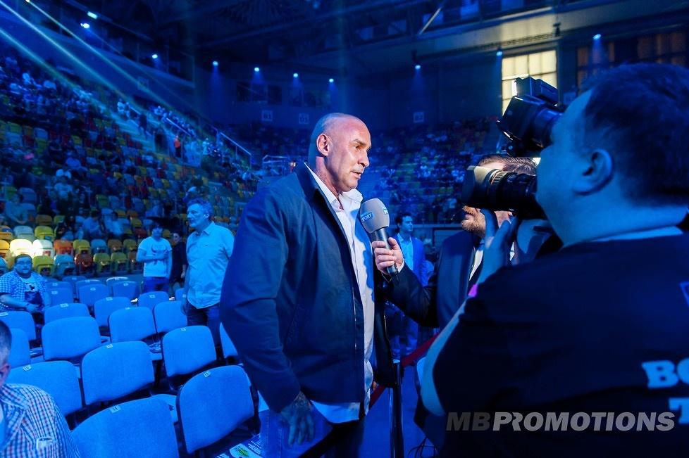 VIP-y podczas Polsat Boxing Night: Noc Zemsty (galeria)