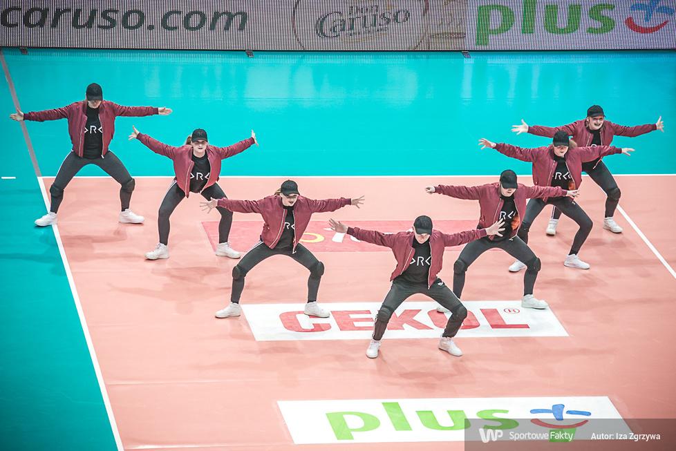 Rytm Kościerzyna zatańczył na ćwierćfinale PlusLigi (galeria)
