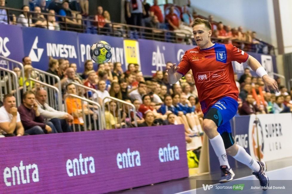 PGNiG Superliga: Wybrzeże Gdańsk - MMTS Kwidzyn 30:23 (galeria)