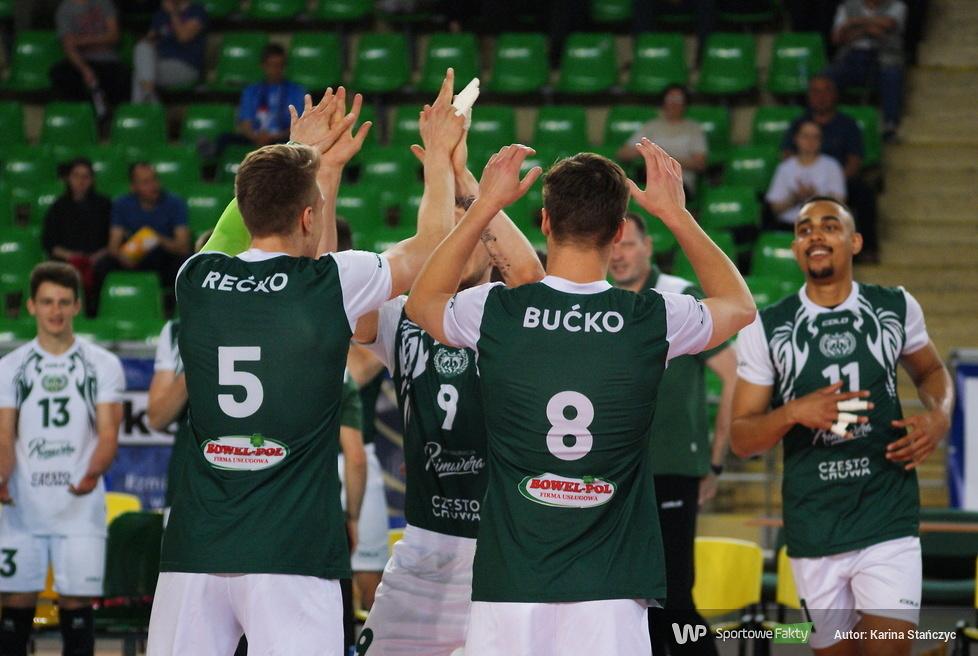 Łuczniczka Bydgoszcz - AZS Częstochowa 3:0 (galeria)