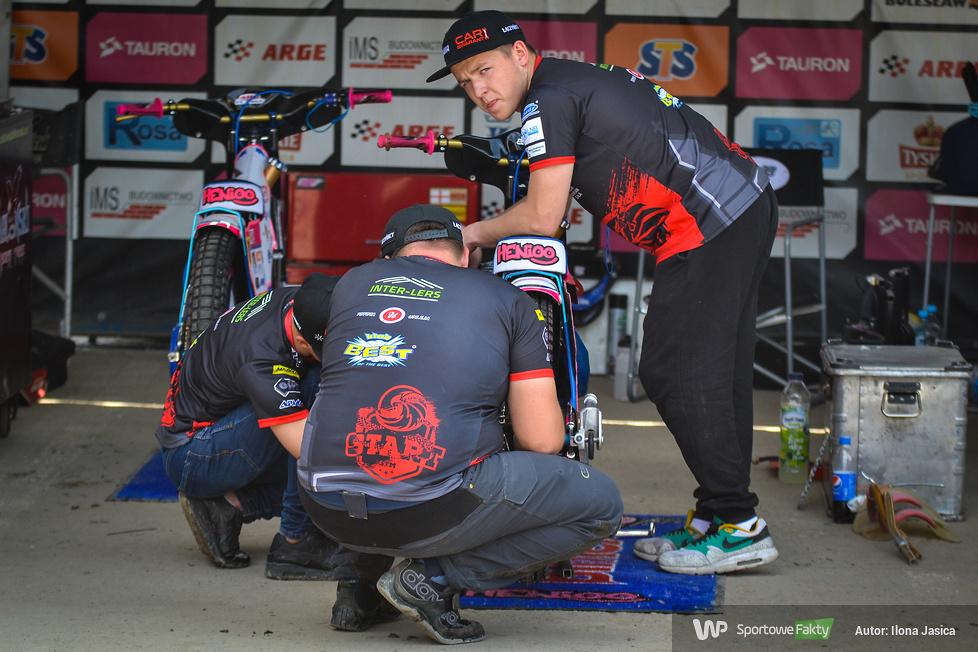 Arge Speedway Wanda Kraków - Car Gwarant Start Gniezno 16:44 (galeria)