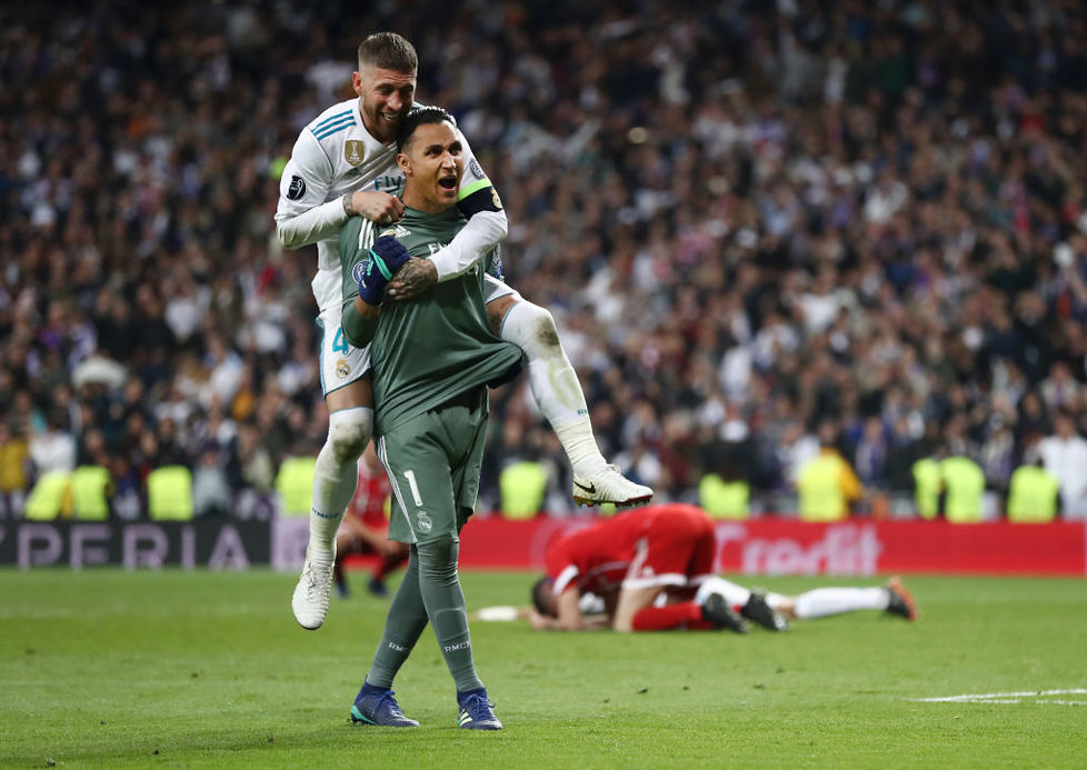 Real Madryt zremisował 2:2 z Bayernem Monachium. Wynik ten dał awans R...
