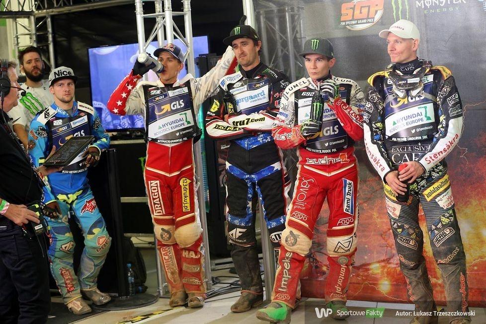 Finały i podium BOLL Grand Prix Polski na PGE Narodowym w Warszawie (galeria)