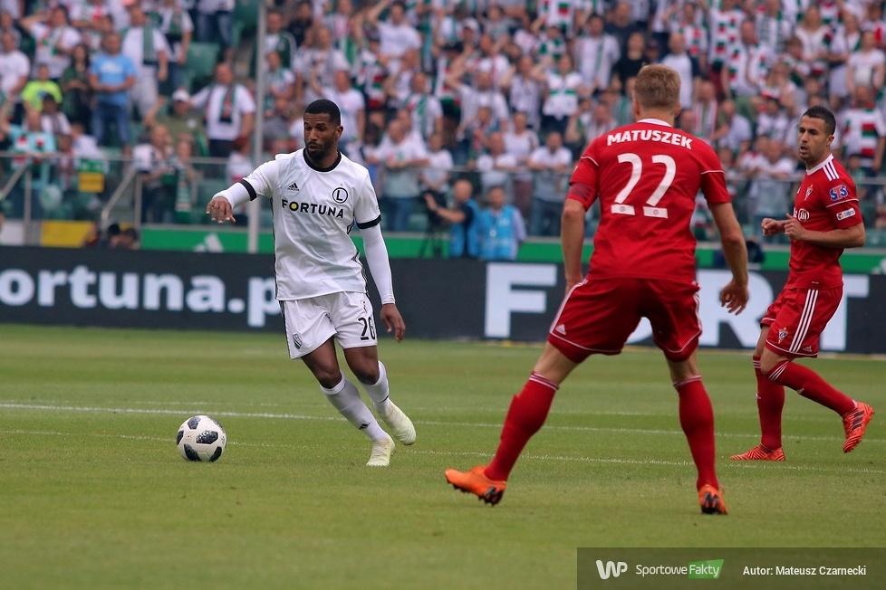 Legia Warszawa - Górnik Zabrze 2:0 (galeria)