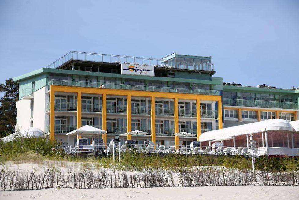 Luksusowy hotel z pięknym widokiem. Zobacz obiekt, w którym kadra rozpoczyna operację