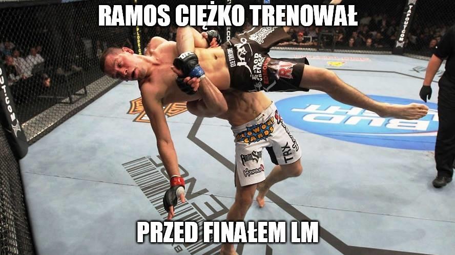 Ramos mistrzem MMA, Karius królem baboli. Zobacz memy po finale LM