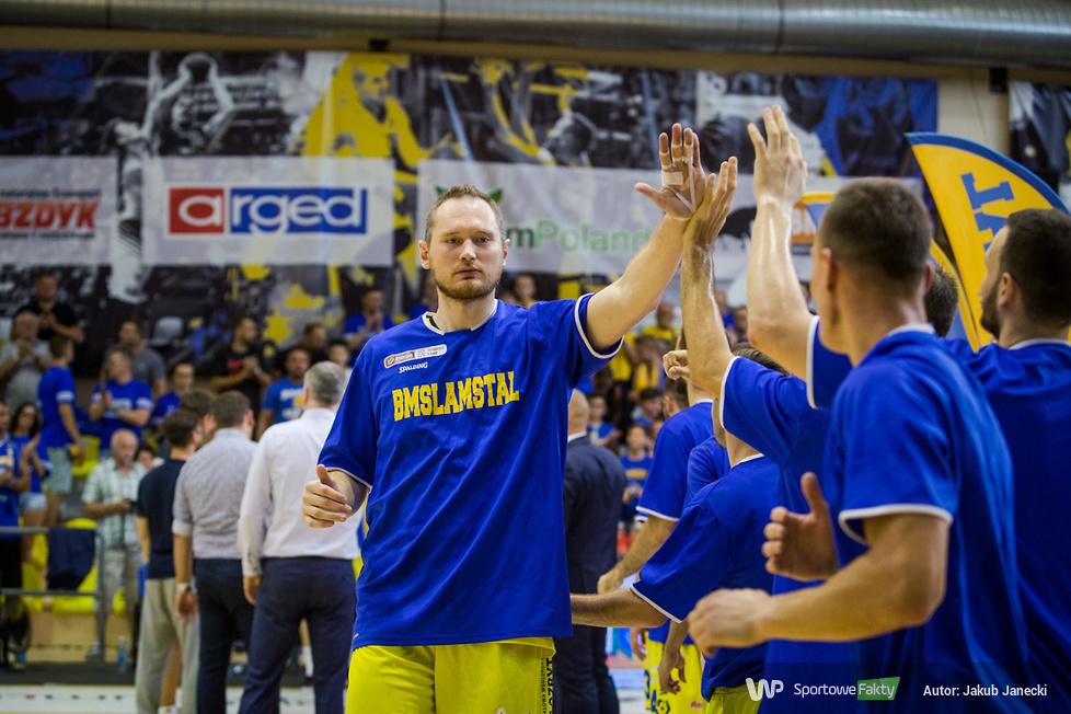 BM Slam Stal Ostrów Wielkopolski - Anwil Włocławek 65:73 (galeria)