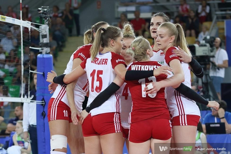 Liga Narodów Kobiet: Polska - Argentyna 3:0 (galeria)