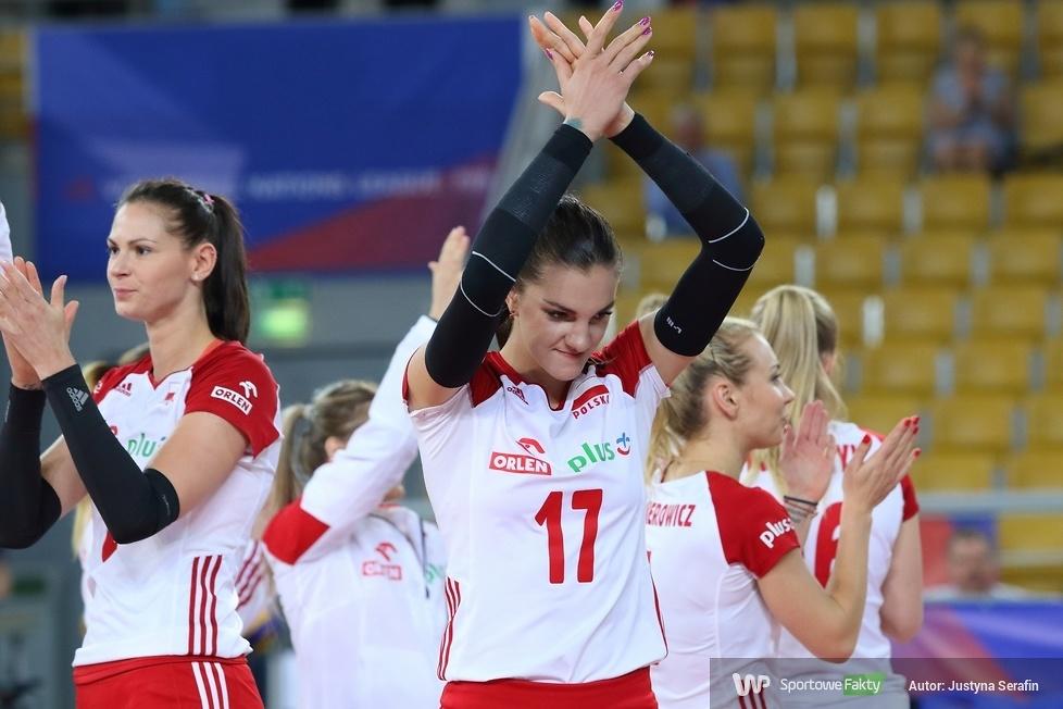 Liga Narodów Kobiet: Polska - Belgia 3:1 (galeria)
