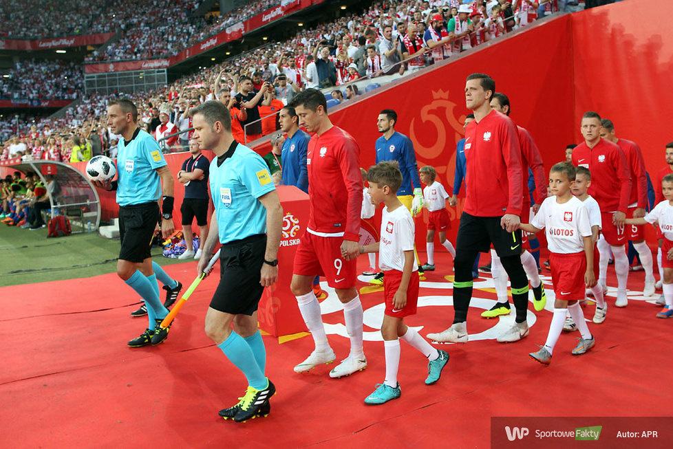 Polska - Chile 2:2 (galeria)