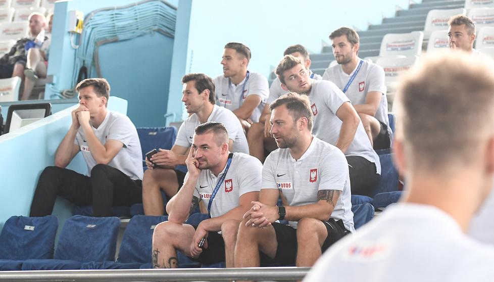 Mundial 2018. Polscy piłkarze odwiedzili delfinarium w Soczi (galeria)