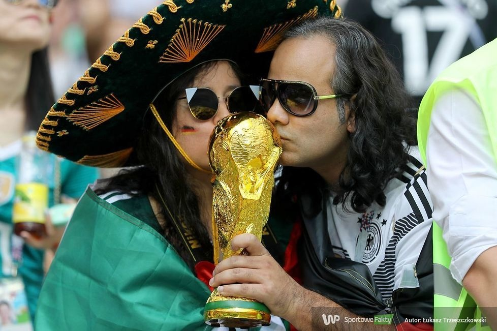 Mundial 2018. Niemcy - Meksyk 0:1 (galeria)