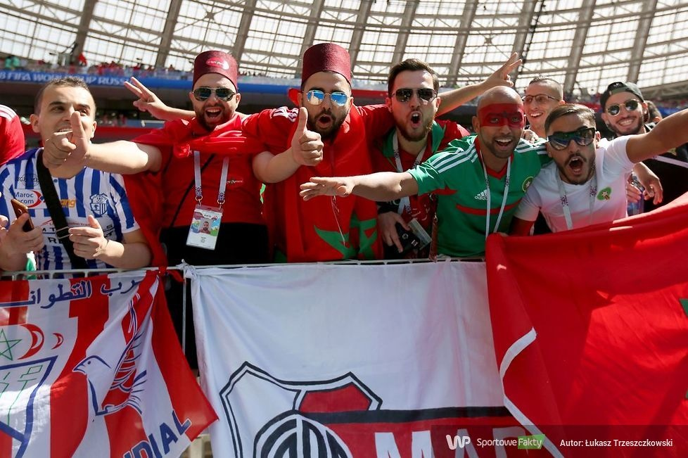 Mundial 2018. Portugalia - Maroko 1:0 (galeria)