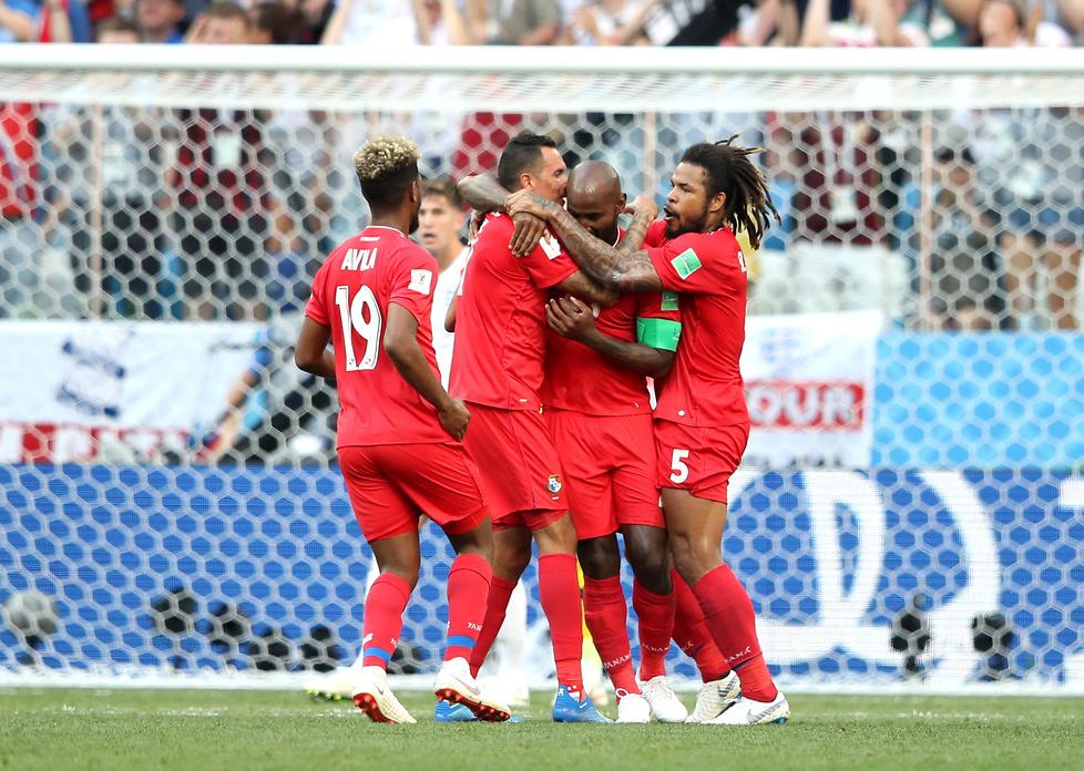 Mundial 2018. Cieszyli się z bramki, jakby wywalczyli mistrzostwo świata. Zobacz radość Panamczyków
