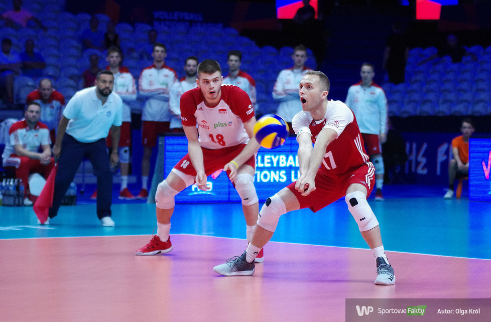 Liga Narodów: Polska - Stany Zjednoczone 0:3 (galeria)