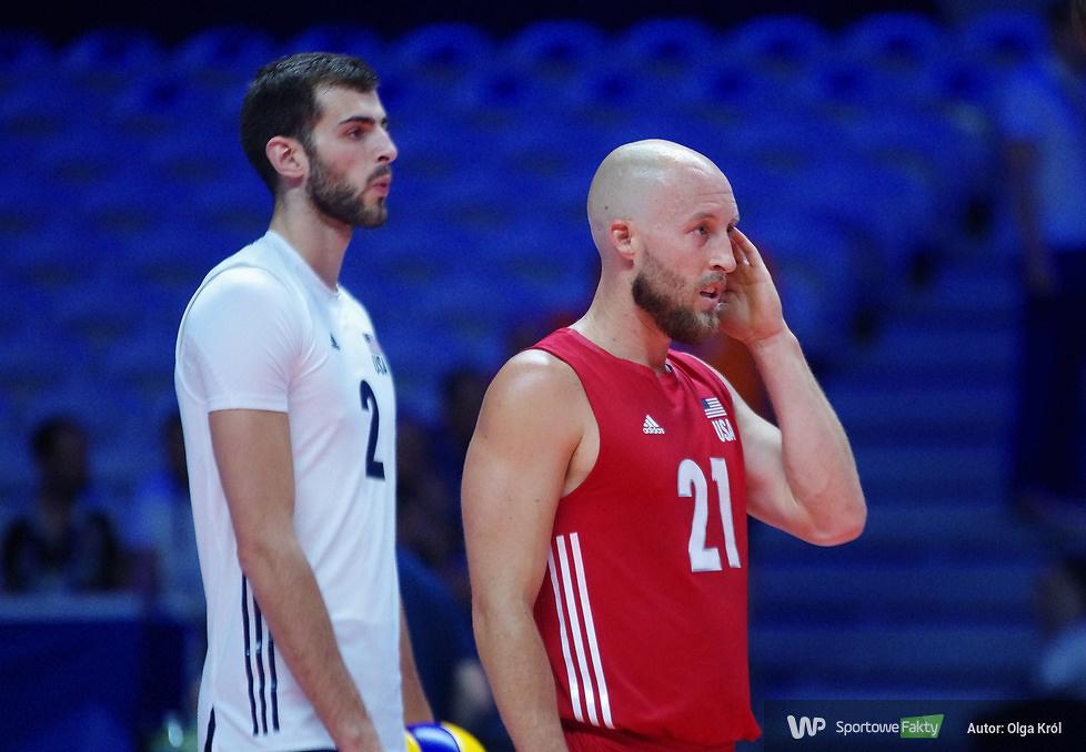 Liga Narodów: Rosja - Stany Zjednoczone 3:0 (galeria)