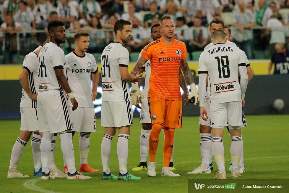 el. LM: Legia Warszawa - Cork City 3:0 (galeria)