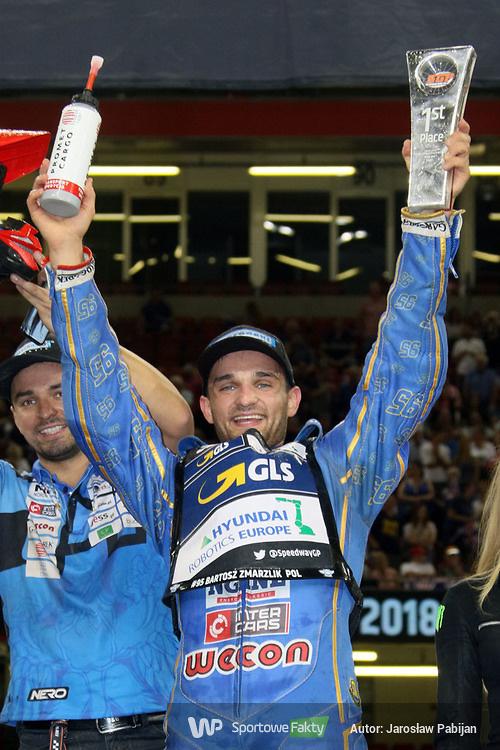 Grand Prix Wielkiej Brytanii w Cardiff (galeria)