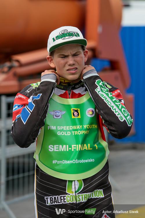 1 półfinał FIM Speedway Youth Gold Trophy 85cc w Rybniku (galeria)