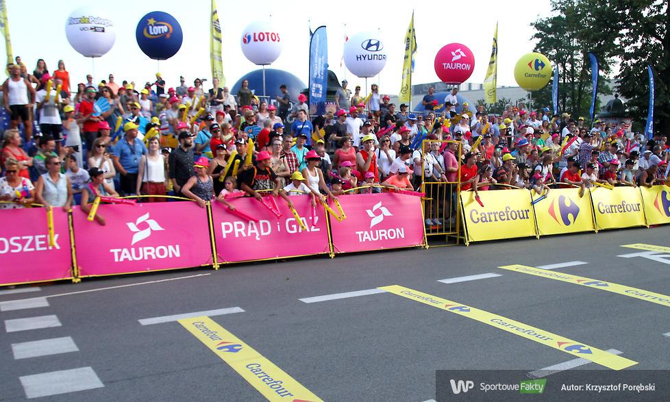 75. Tour de Pologne: Pascal Ackermann zwycięzcą 1. etapu (galeria)