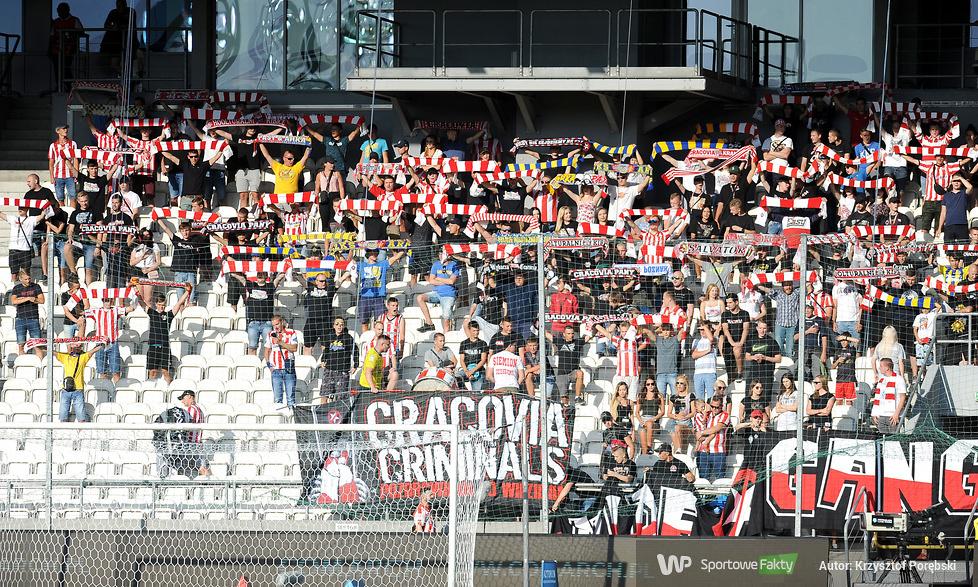 Cracovia Kraków - Arka Gdynia 0:0 (galeria)