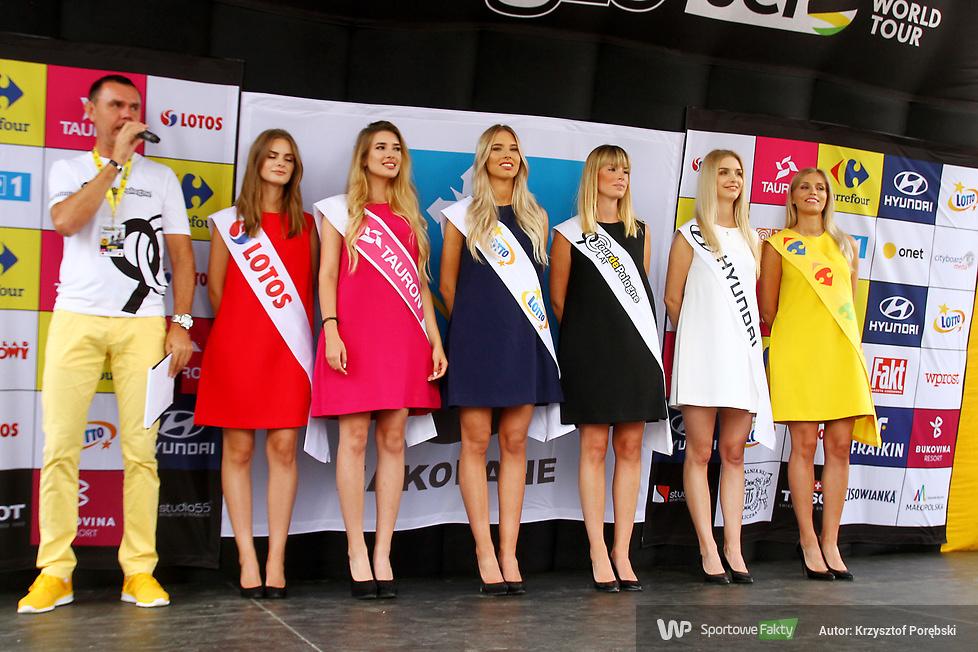 75. Tour de Pologne - etap VI wystartował z Zakopanego (galeria)