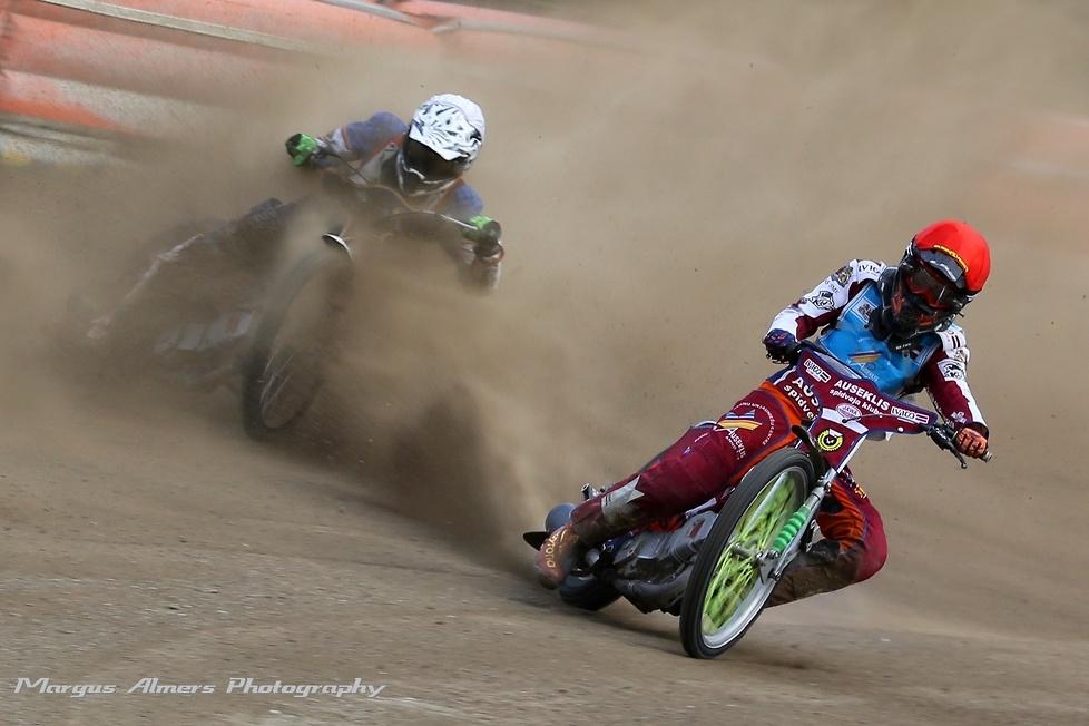 Baltic Speedway League w Kohtla-Nomme (galeria)