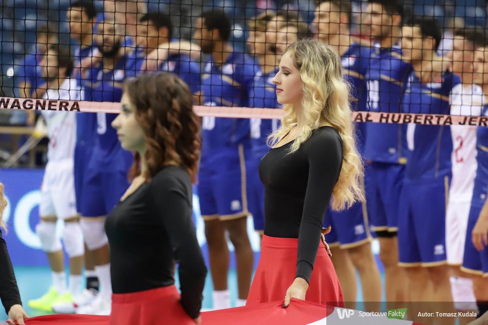 Cheerleaderki w trakcie trzeciego dnia Memoriału Wagnera (galeria)