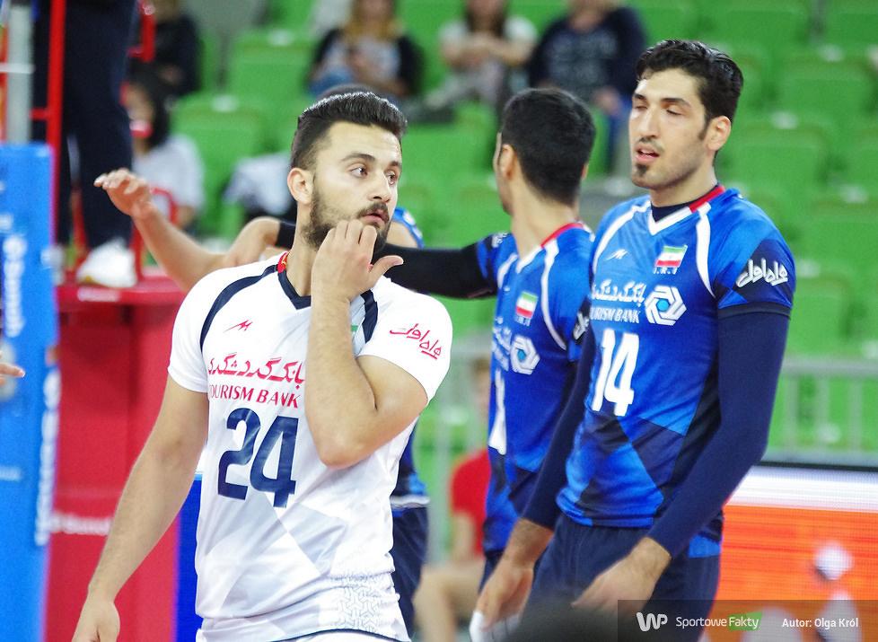 Ljubljana Volleyball Challenge: Stany Zjednoczone - Iran 3:0 (galeria)