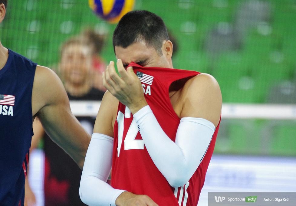 Ljubljana Volleyball Challenge: Stany Zjednoczone - Kanada 3:1 (galeria)