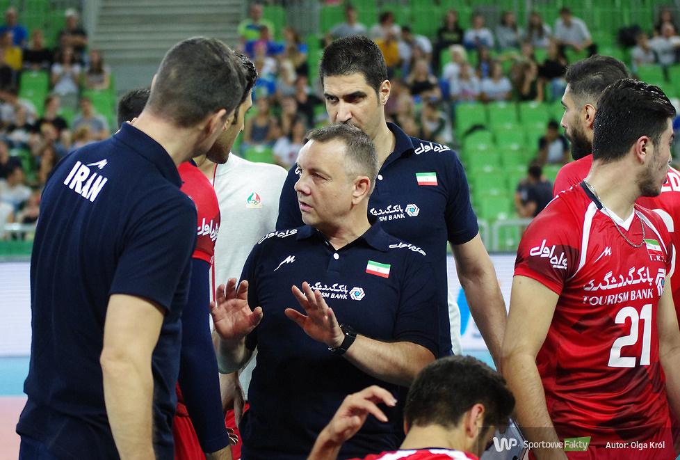 Ljubljana Volleyball Challenge: Słowenia - Iran 3:2 (galeria)