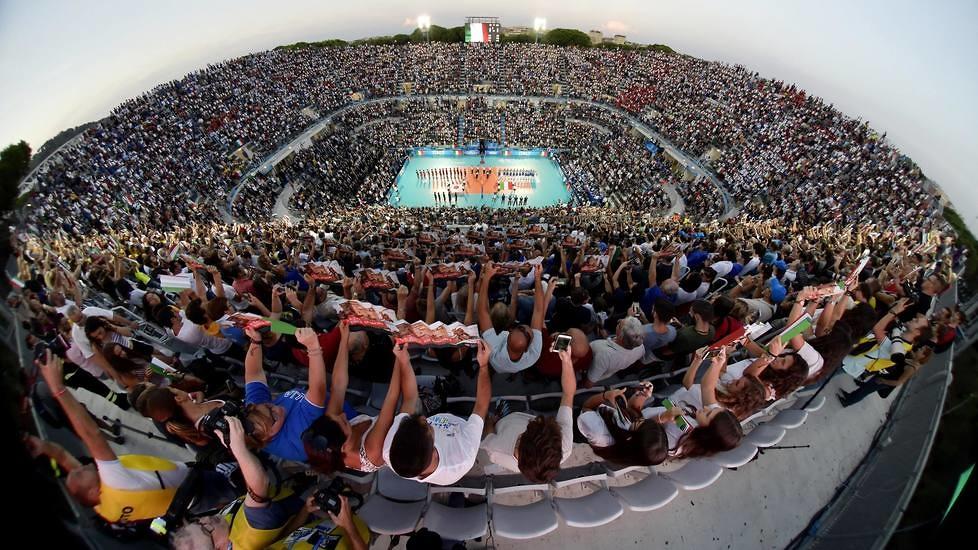 9 września zainaugurowane zostały siatkarskie mistrzostwa świata. Pier...