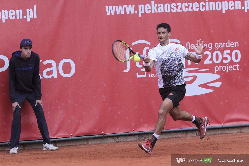 Piątkowe ćwierćfinały gry pojedynczej Pekao Szczecin Open (galeria)