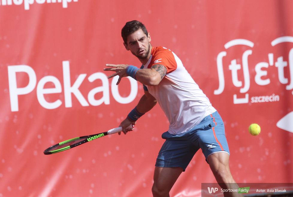 Guido Andreozzi zwycięzcą Pekao Szczecin Open (galeria)