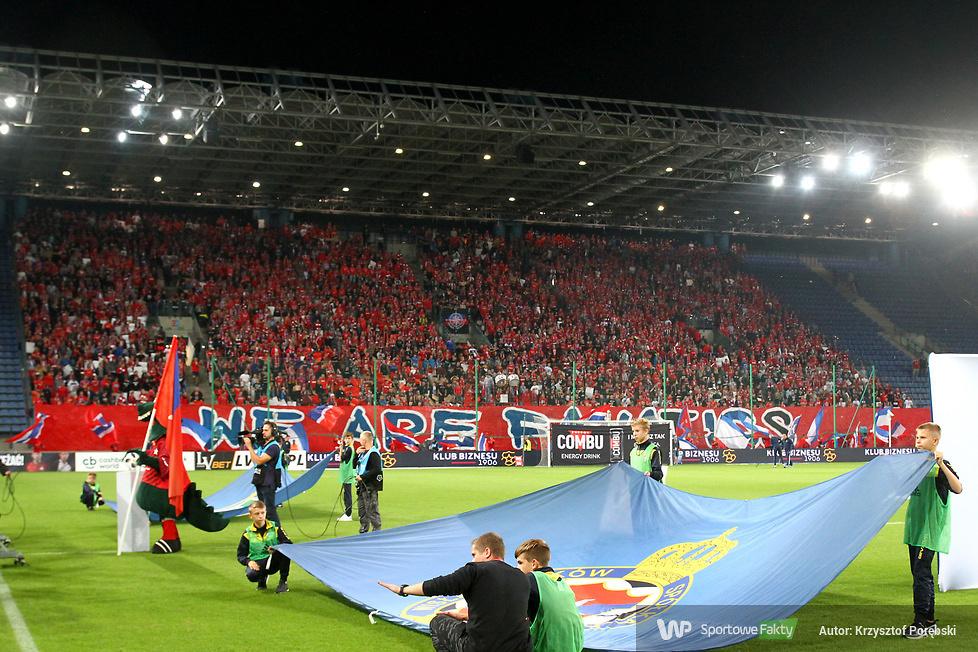Kibice podczas meczu Wisła Kraków - Lechia Gdańsk (galeria)
