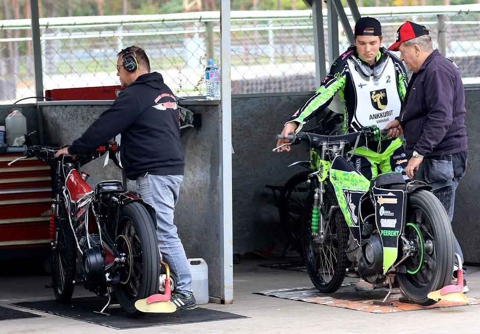 Baltic Speedway League w Rydze (galeria)