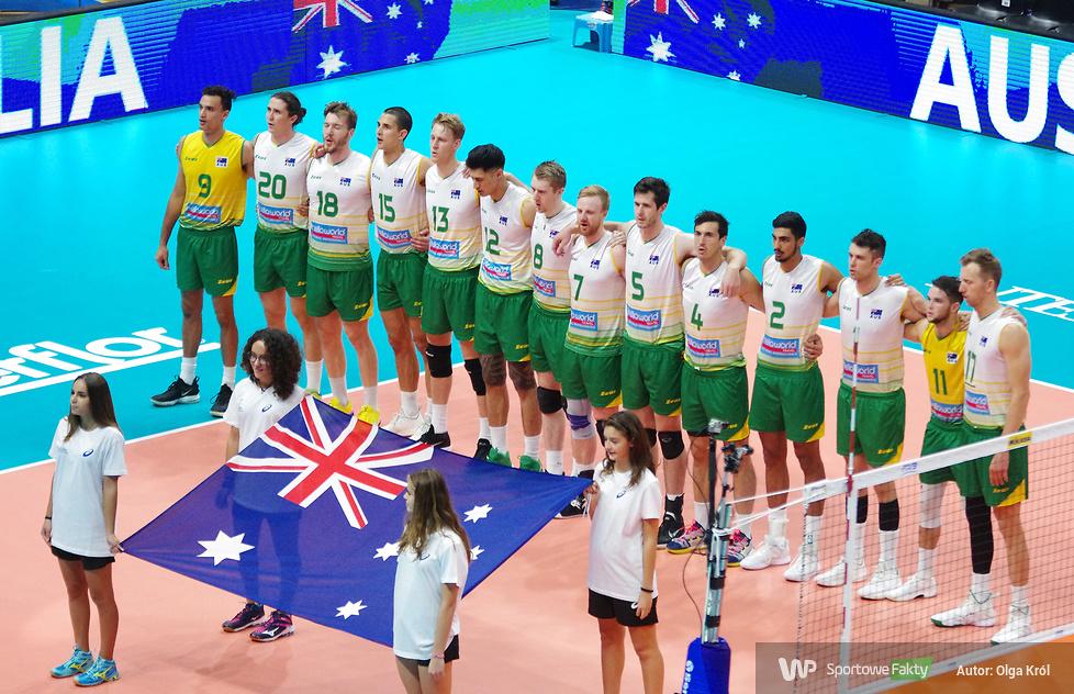 MŚ 2018: Słowenia - Australia 2:3 (galeria)