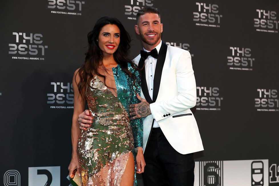 Gala FIFA w Londynie: to oni błyszczeli pod nieobecność Ronaldo i Messiego (galeria)