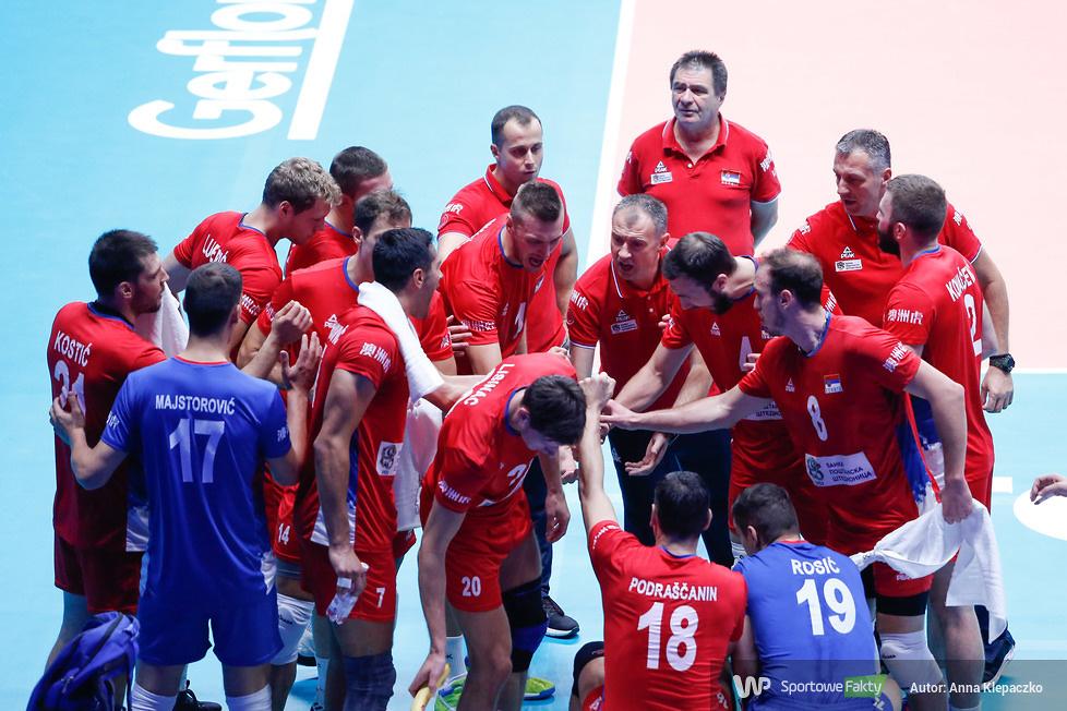MŚ 2018: Włochy - Serbia 0:3 (galeria)