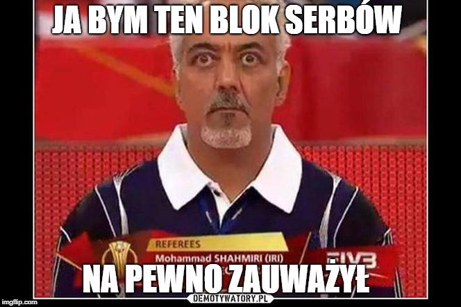 MŚ 2018: Internauci w takiej formie jak siatkarze. Zobacz najlepsze memy po fantastycznym triumfie Polaków z Serbią