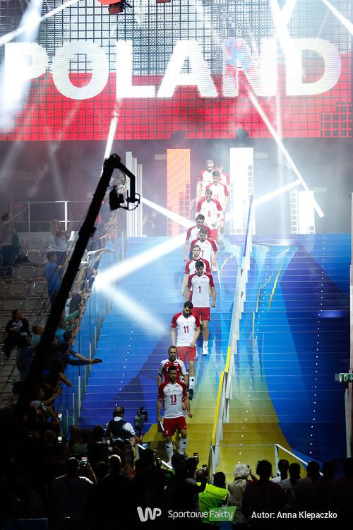 MŚ 2018: Polska - Serbia 3:0 (galeria)